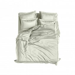 Set DeLuxe Percale Cotton Neutral